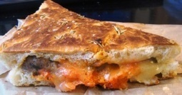 NY Food Truck Lunch: Ricotta Meatball Sandwich From Morris Grilled Cheese | thedancingcheese | Scoop.it