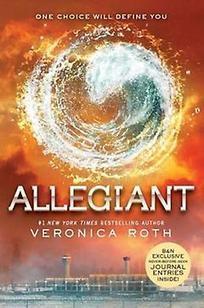 Allegiant : Veronica Roth | Hardcover | 9780062024060 | Bookish.com | Favorite Best-Selling Books | Scoop.it
