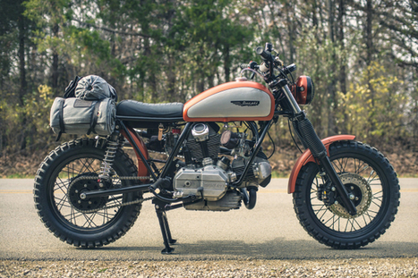 Super Scrambler: Analog's old-school Ducati | Ductalk Ducati News | Scoop.it