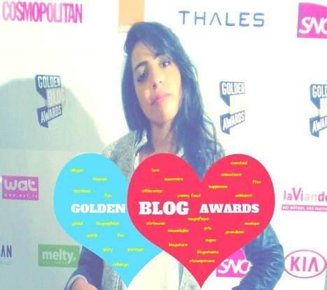 Mon expérience Golden Blog Awards #GBA5 - La Fripouille | Blogosphère | Scoop.it