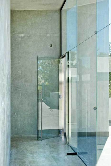 Contemporary Style Concrete House Design by Daniel Marshall Architects | House of Imagine | Alfred Interest | Scoop.it