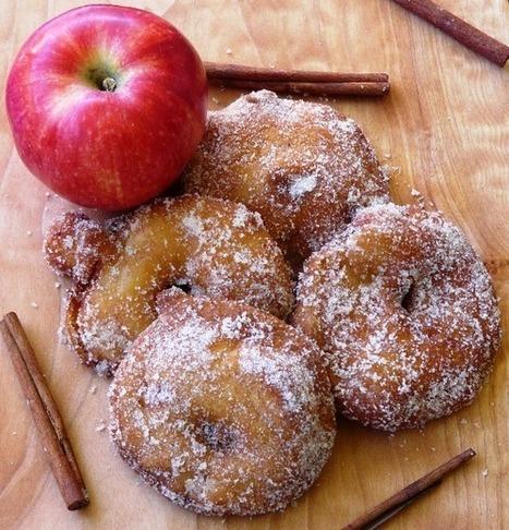 I Pomi fritti di Aconzio e Cidippe - Fritelle de pome per quaressima. | La Cucina di Timachida | Scoop.it
