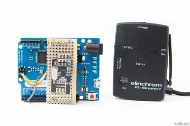 Camera Flash remote control   Arduino progz   Scoop.it