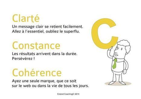 Le Personal branding: Clarté, Constance, Cohérence | L'essentiel du Personal Branding | Scoop.it