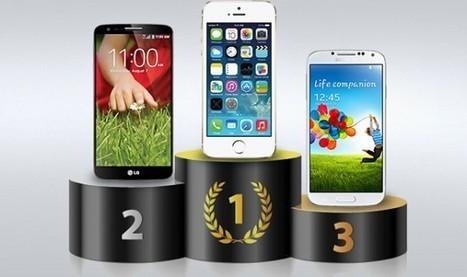 «L'iPhone 5s est le smartphone le plus performant du marché» | allforphone | Scoop.it
