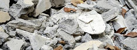 Recycler le béton dans le béton, c'est possible mais pas encore normé | Innovation dans l'Immobilier, le BTP, la Ville, le Cadre de vie, l'Environnement... | Scoop.it
