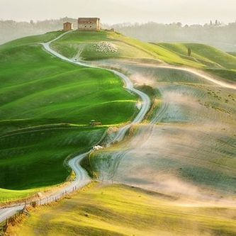 The Spectacular Hills of Tuscany – Landscape Photography by Marcin Sobas | lightismagic | Scoop.it