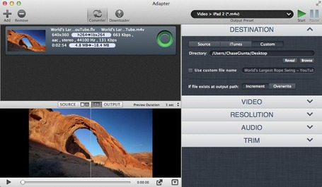 Free Video Converter and Downloader for Mac and Windows: Adapter | Wiki_Universe | Scoop.it