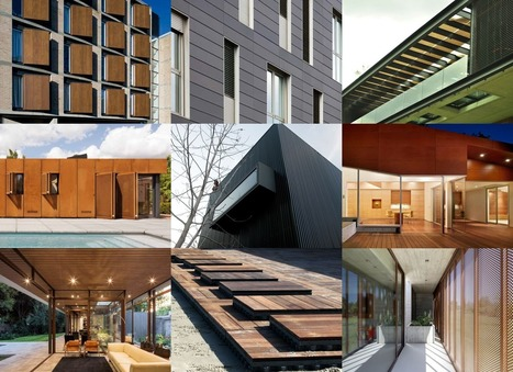Materiales: control solar y revestimientos modulares para viviendas | Periodismo Ecológico Ambiental | Scoop.it