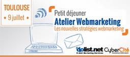 Toulouse. Webmarketing mode d'emploi - Toulouse7.com | Webinaires gratuits | Scoop.it