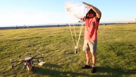Beer drone? Festival goers may see booze fall from the sky | A Toast To Me | Scoop.it