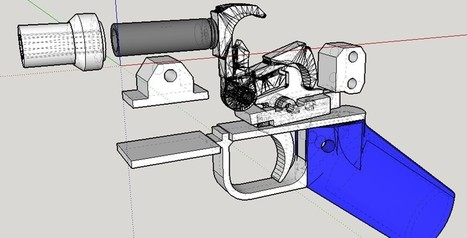 In Australia, Digital Blueprints for 3D Printed Guns carry 14 Year Prison Sentence | All3DP | Research_topic | Scoop.it