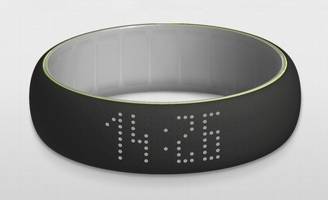 Fluxgate, un bracelet connecté GPS Made in France | Made in France | Scoop.it