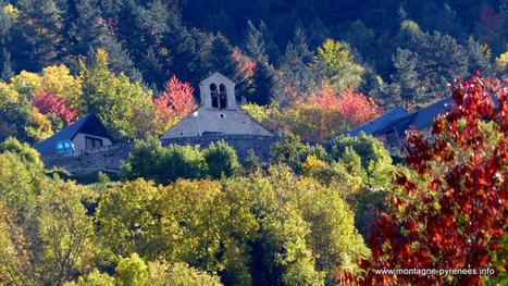 Les feux de l'automne en Aure - Montagne Pyrénées (MAJ 11/10)   Vallée d'Aure - Pyrénées   Scoop.it