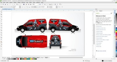 Download Software Corel Draw 12