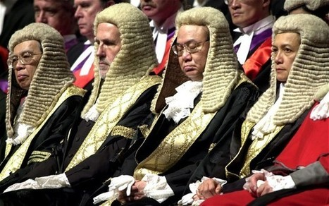 Our 'imperial' judges are out of control   Law & Human Rights   Scoop.it