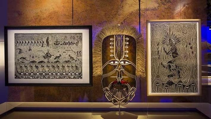 Une exposition d'art aborigène à Québec, jusqu'au 5 septembre 2016 | Art Aborigène | Océanie | Scoop.it