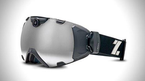 iON HD Goggles by Zeal Optics | Mens Entertainment Guide | Scoop.it