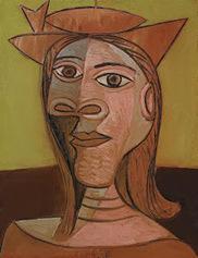 Iniciarte: Roy Lichtenstein e Pablo Picasso: Femme ao chapeau | EnsimismArte | Scoop.it