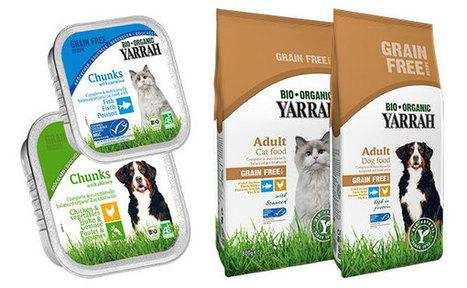 Yarrah, du bio et naturel pour nos animaux de compagnie - Femme Attitude Magazine en ligne tendance et branché | Femme Attitude Famille, Maison | Scoop.it