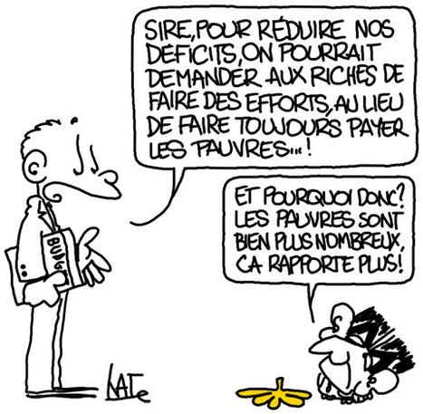 #ChallengeAZ c'est d'actualité : D comme Dîme royale - L'impôt pour tous (Vauban 1707) | Nos Racines | Scoop.it