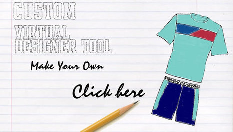 Get custom made uniforms   soccer   Scoop.it