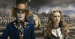 Disney Announces Alice in Wonderland Sequel Will Star Johnny Depp & Mia Wasikowska | In and out of Wonderland | Scoop.it