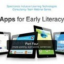 Latest Spectronics Online Video! Apps for Early Literacy Series – Part 4 | The Spectronics Blog | Using Ipads in Education RMLP | Scoop.it