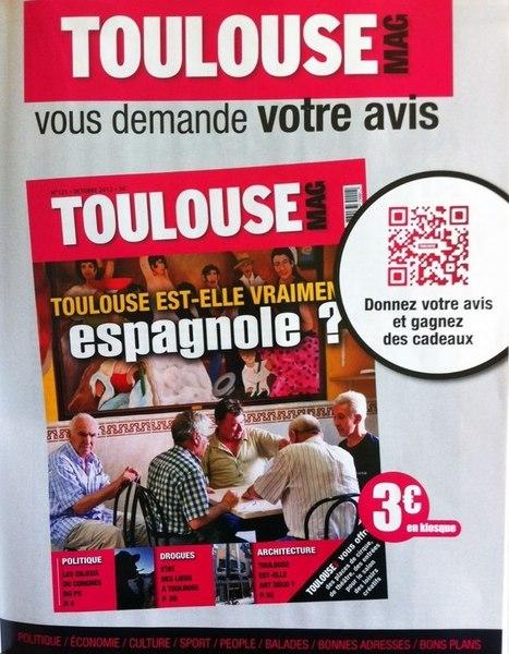 Toulouse espagnole ? C'est cadeau ! | Toulouse La Ville Rose | Scoop.it