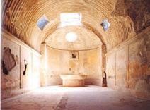 The monuments of the ancient Pompeii - FORUM BATHS - POMPEII | Pompeii | Scoop.it