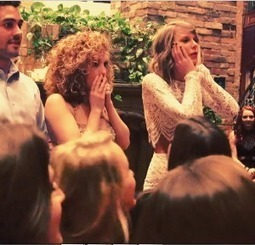 Taylor Swift Got Dashboard Confessional To Play Her BFF's Birthday | Entertainment | Scoop.it