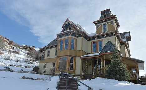 The Victorian bed and breakfast boasts rich history - Steamboat Pilot & Today | B&B | Scoop.it