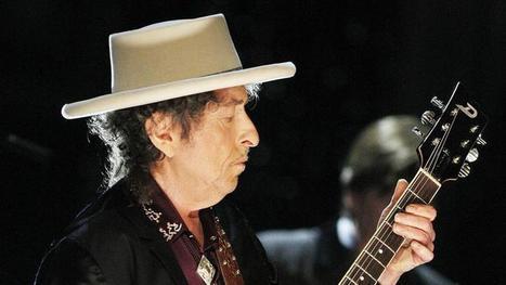 Après son Nobel, Bob Dylan chante à Vegas comme si de rien n'était | lectures | Scoop.it