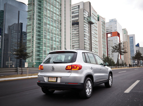 Volkswagen Tiguan 1.4: prueba de manejo   Mas interesante   Scoop.it