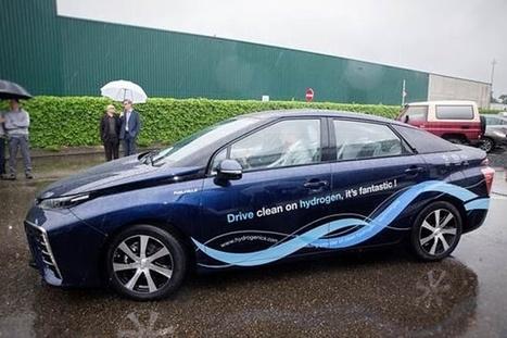 W kolejnym europejskim kraju można zamawiać wodorową Toyotę | hybrid engines | Scoop.it