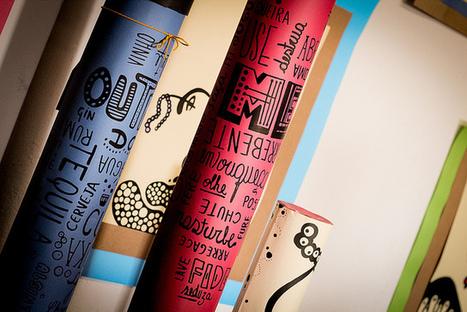 Au dos des livres, ou le monde enchanté des 4e de couverture...   Emploi Métiers Presse Ecriture Design   Scoop.it