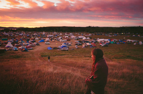 Battle Over an Oil Pipeline: Teaching About the Standing Rock Sioux Protests | Education Resources | Scoop.it