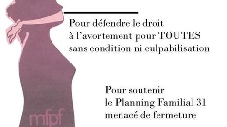 Contre la fermeture du Planning Familial de la Haute-Garonne [Pétition et appel aux dons] | Local et solidaire | Scoop.it