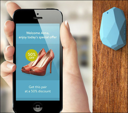 Tutorial: Creating A Proximity Based Treasure Hunting App With iBeacons | iOS Dev | Scoop.it