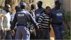 SA miners charged with murder | enjoy yourself | Scoop.it