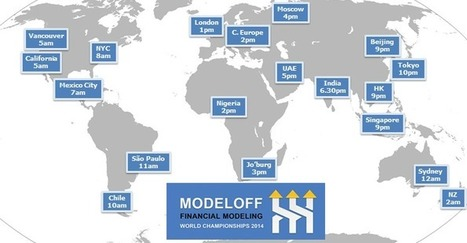 Le CFO masqué se classe parmi les meilleurs au monde en modélisation financière | Modélisation financière | Scoop.it