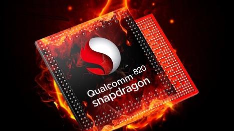 Samsung commence à produire le Snapdragon 820   Actualité Geek (High-Tech)   Scoop.it