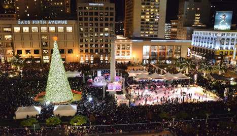 12/9/15: Free Skate Rental & Bank of the West Wednesdays | Union Square Ice Skating Rink - $11 | bay area Real Estate | Scoop.it