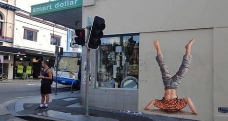 News Inside the magical art of Australia's 'Banksy'-AHA Metals | Precious Metals | Scoop.it