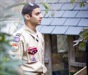 Iraqi teen's Eagle Scout ceremony part of the ongoing 'dream' of living in the U.S.  — NewsWorks | Temple University Department of Journalism Student Work | Scoop.it