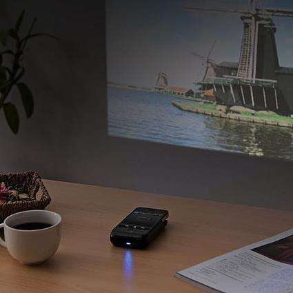 Sanwa micro projector for the iPhone 4/4S | Technology and Gadgets | Scoop.it