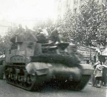 La Libération de Paris dans le quartier de la Porte d'Orléans | La Libération de Paris | Nos Racines | Scoop.it