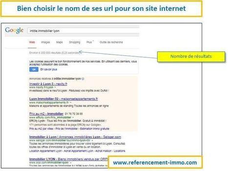 Comment choisir ses mots clés pour les url de son site internet? | Cemi | Scoop.it