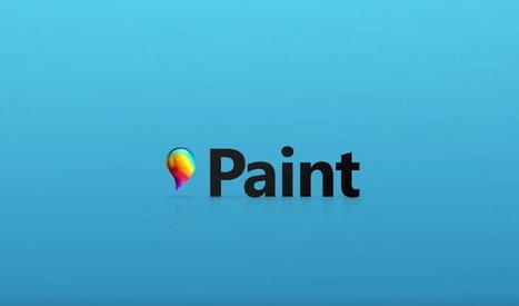 Se filtran vídeos con nuevas y estupendas características de la próxima Preview de Microsoft Paint - Geek's Room   Bits on   Scoop.it