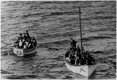 Titanic Survivors, 1912 | GenealoNet | Scoop.it